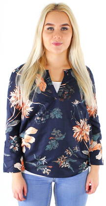 Vero Moda Shirt Fallon 3/4 - Long sleeved shirts - 117618 - 1