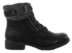 Migant Ankle boots A920-111 black - Ankle boots - 117018 - 1