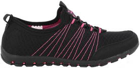 Migant Sneakers A923-70 black / fuchsia - Sneakers - 118418 - 1