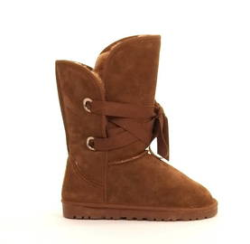 HI-POT booties  JX1116 brown - Ankle boots - 106988 - 1