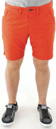 Shortsit Jack&Jones Dean chino orange - Shortsit ja Caprit - 114228 - 1