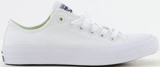 Converse All Star Ct2 ox valkoinen - Tennarit - 116138 - 1