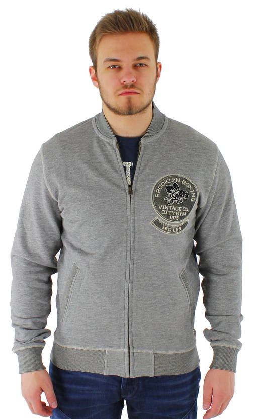 Jack & Jones Recycle t&f collegetakki - Hupparit - 115968 - 1