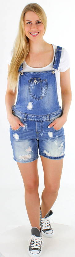 Only Shortsihaalari Kim Witty overall - Shortsit ja Caprit - 112138 - 1