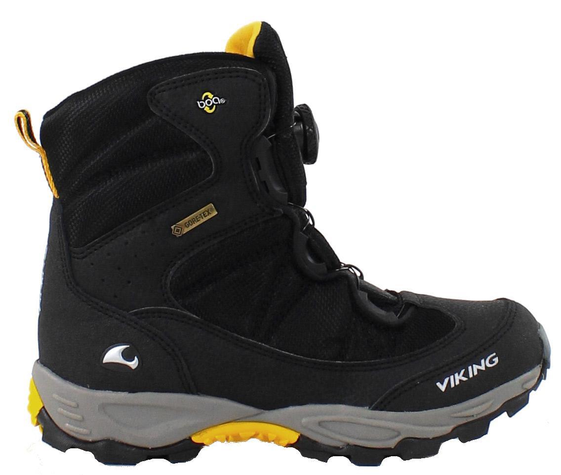 Viking Nilkkurit Boulder boa gtx musta - Nilkkurit - 117549 - 1 7163cac393