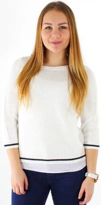 Neule Only Basket 3/4 pullover - Neuleet - 113689 - 1