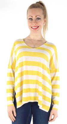 Only neule keltainen raita - Neuleet - 122699 - 1 fb2564e547