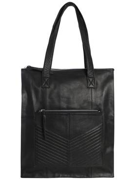 Pieces Olkalaukku Diana Leather Shopper - Käsilaukut - 121219 - 1