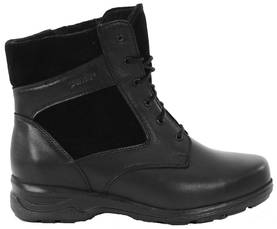 Pomar Ankle Boots 18836, Black - Ankle boots - 119709 - 1