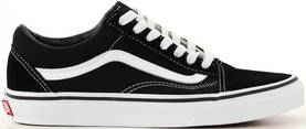 Vans tennarit Old Skool black/white - Tennarit - 122839 - 1