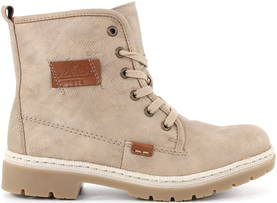 Rieker Ankle Boots Y9410-60, Beige - Ankle boots - 119769 - 1
